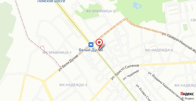 A&N Sofia apartment на карте