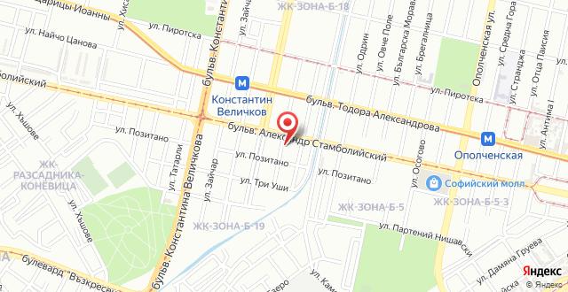 Stasi and Krasi Apartment на карте