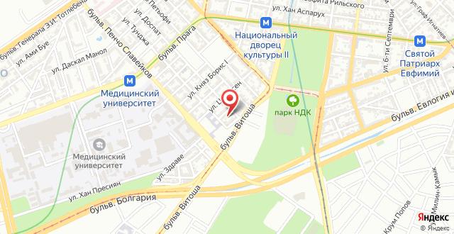 Baratero Terrasse Apartment на карте