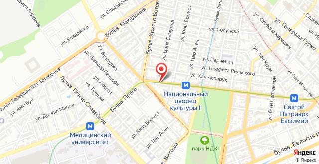 Baratero St. George Apartment на карте