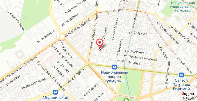 Mystic Apartment на карте