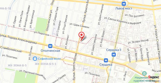 Ivani GuestRooms на карте