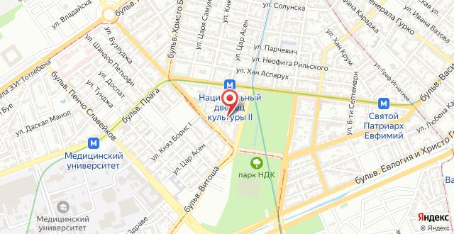 LazyKey Suites - Bright 3BD Apt w/Unbeatable Location на карте