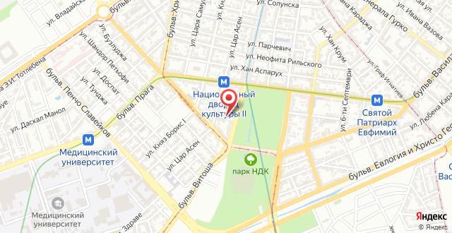 Отель& Ресторан Дом на карте