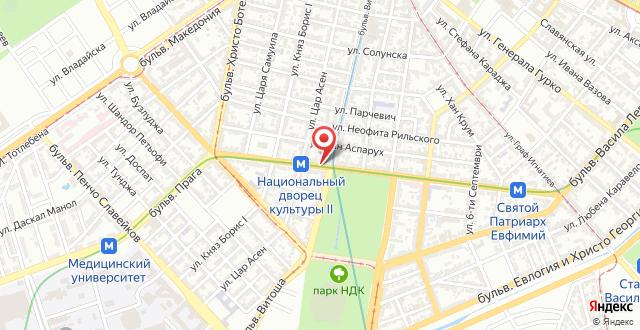 Art Apartment на карте