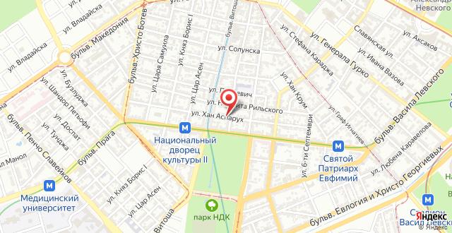 Iva Apartment на карте