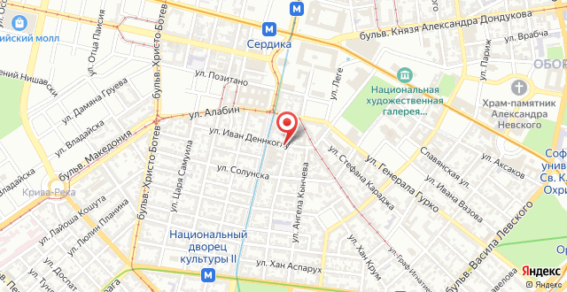 Prime Rentals at Denkoglu Street на карте