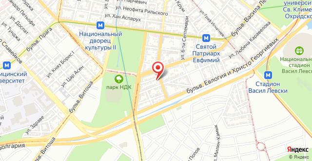Lina Apartment на карте