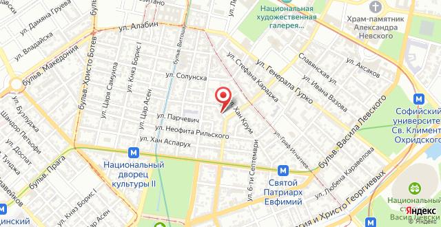Apartment RD на карте
