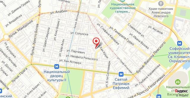 Apartment RD 2 на карте