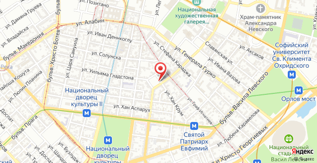 Elina Apartment на карте
