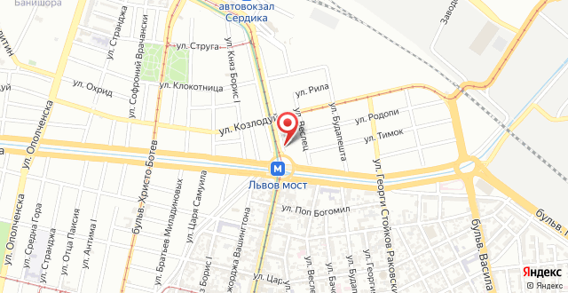 Бутик Отель Максим на карте