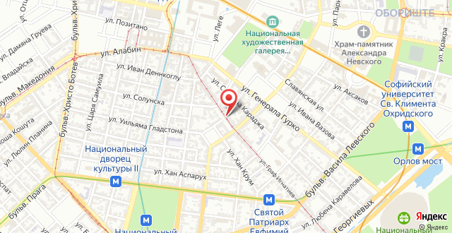 Apartment Casa Mia на карте