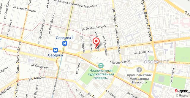 Presidency House на карте