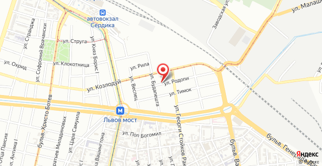 Derelli Deluxe Apartment на карте