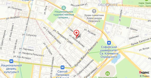 Be My Guest Hostel на карте
