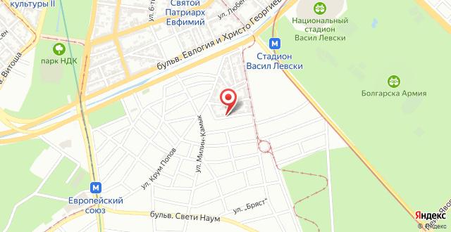 Gaidarski 3 Guest house на карте