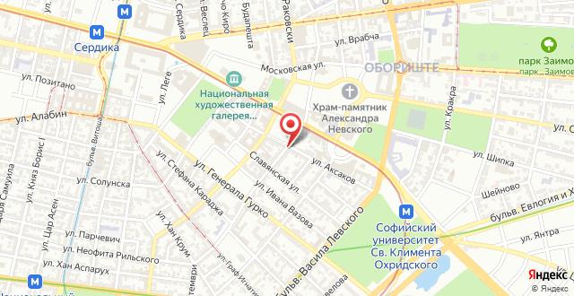Zaho's Place на карте