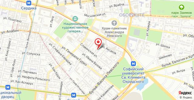 Home Apart Sofia на карте