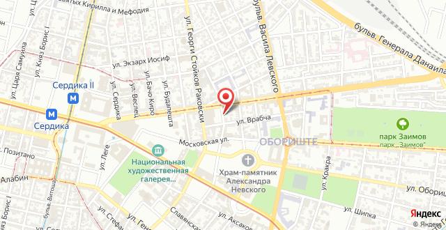 L'Opera House на карте