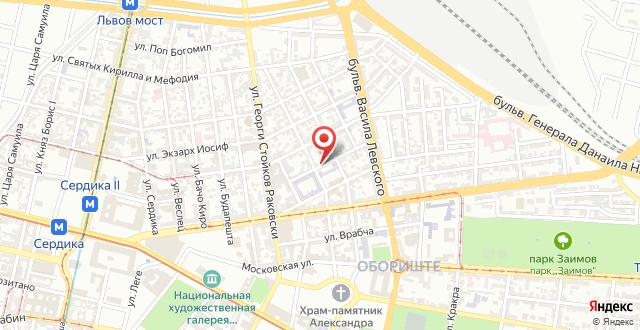 Studio Rositza на карте