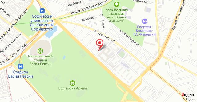 Ogosta Apartments на карте