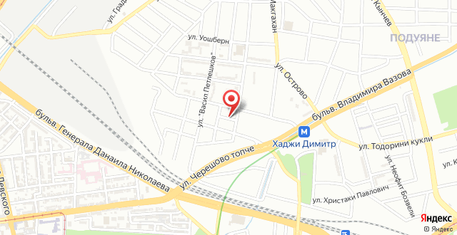 Apart Hotel Rosen на карте