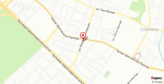 Stay Nexus Spa Apartments на карте