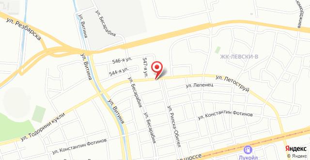 Avel Guest House на карте