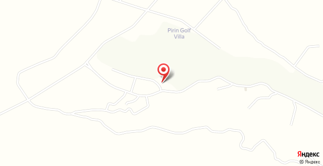 Apartment Pirin Golf на карте