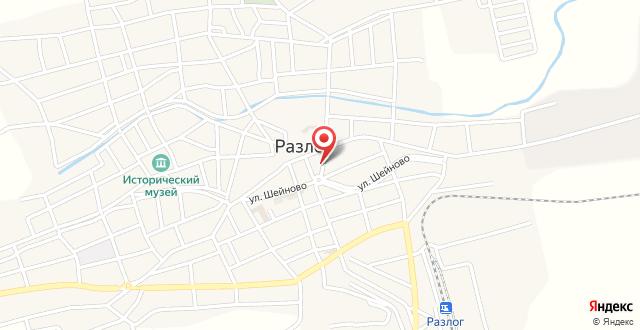 Hotel Papi на карте