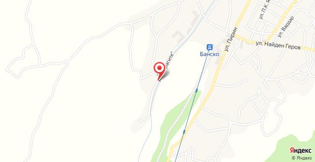 Regnum Bansko Apart Hotel & SPA на карте