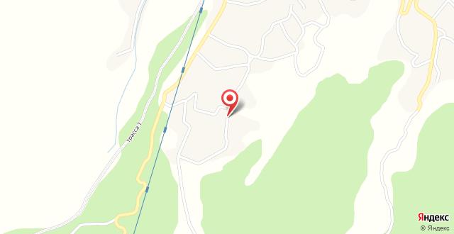Курортный отель Green Life Ski & SPA Resort на карте