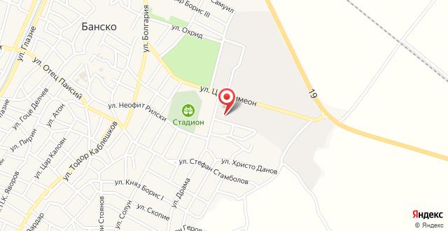 Hotel Bojur & Bojurland Apartment Complex на карте