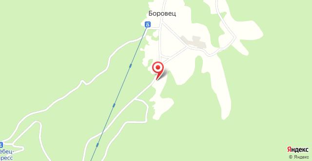 Yanakiev Club Hotel на карте