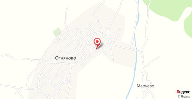 Hotel Chinara на карте