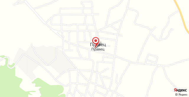 Hotel Pravets Palace на карте