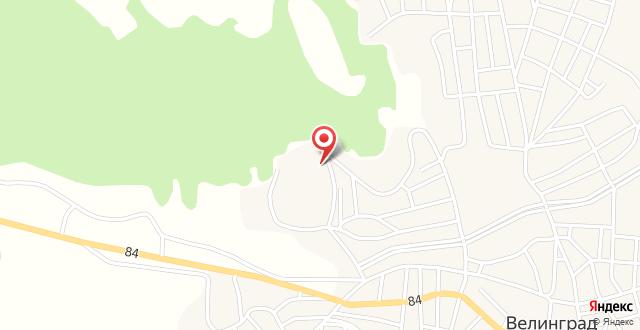 Velingrad Balneohotel на карте