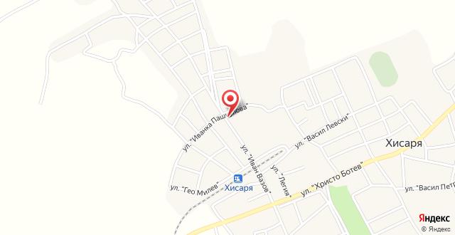 Hotel Astrea на карте