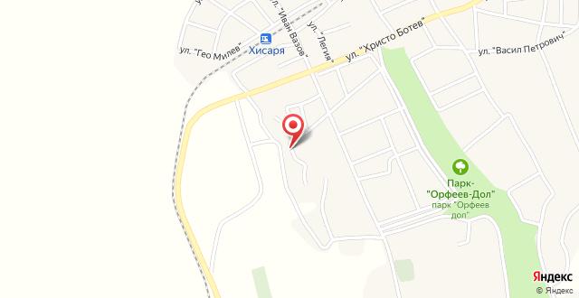Nadezhda Residence Apartment на карте