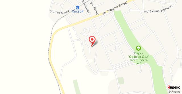 Guesthouse Zornitsa на карте