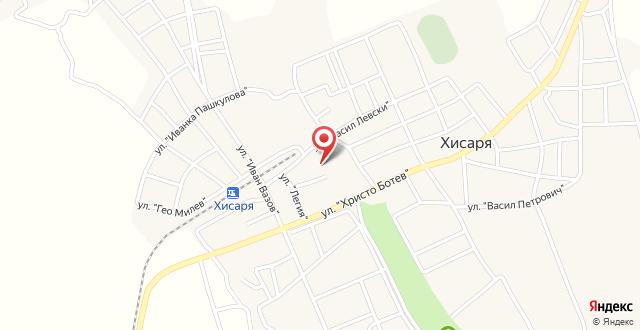 Sakutski Guest House на карте