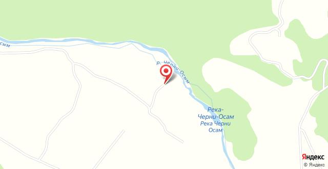 Guest House Bojana на карте