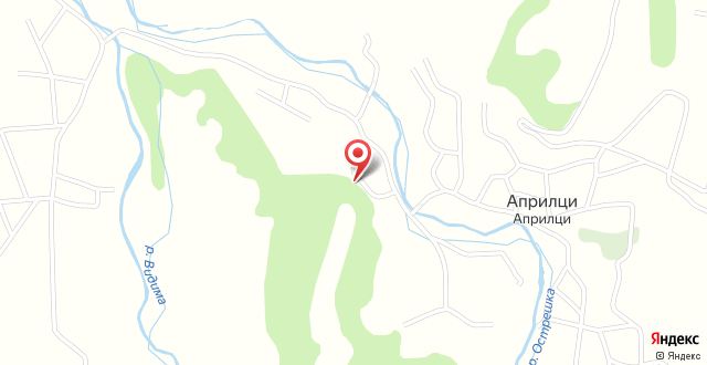 Hotel Apriltsi на карте