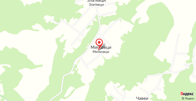 Holiday Home Milkovci на карте