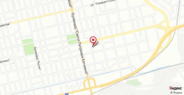 Apartment City Center на карте
