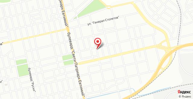 Tangra Hotel на карте