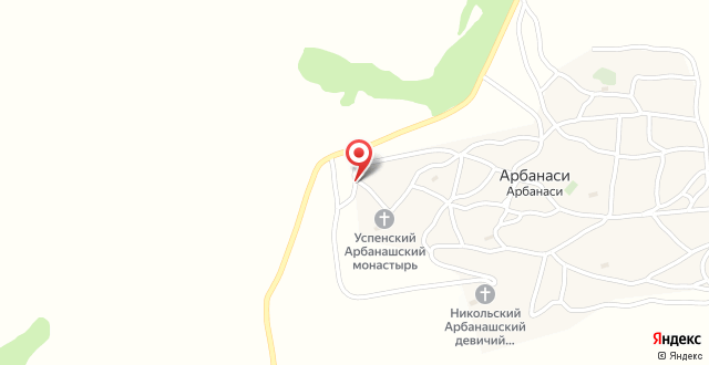 Rachev Hotel Residence на карте