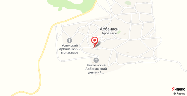 Sevastokrator Hotel & SPA на карте