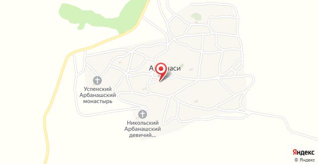 Vanda Guest House на карте